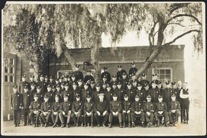 Long Beach Fire Department, 1917