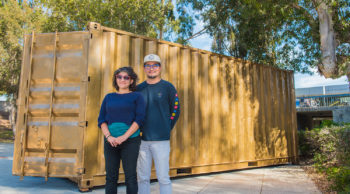Public Art Initiative 'Portals' at CSUDH Invites Face-to-Face Conversations Across the Globe