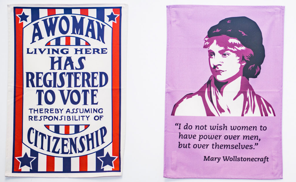Suffrage Movement posters.
